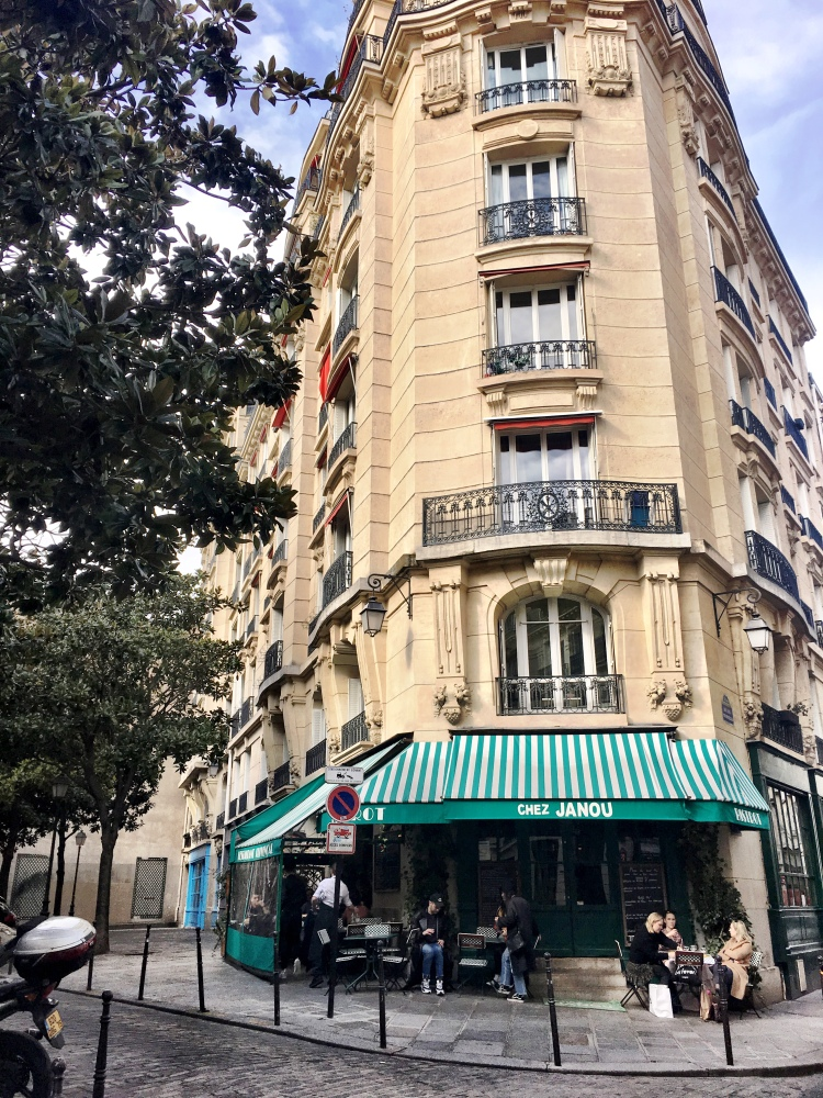 Chez Janou in Paris, France