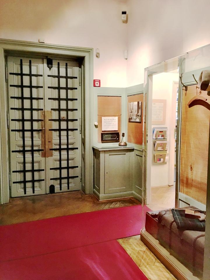 Freud Museum Vienna Austria