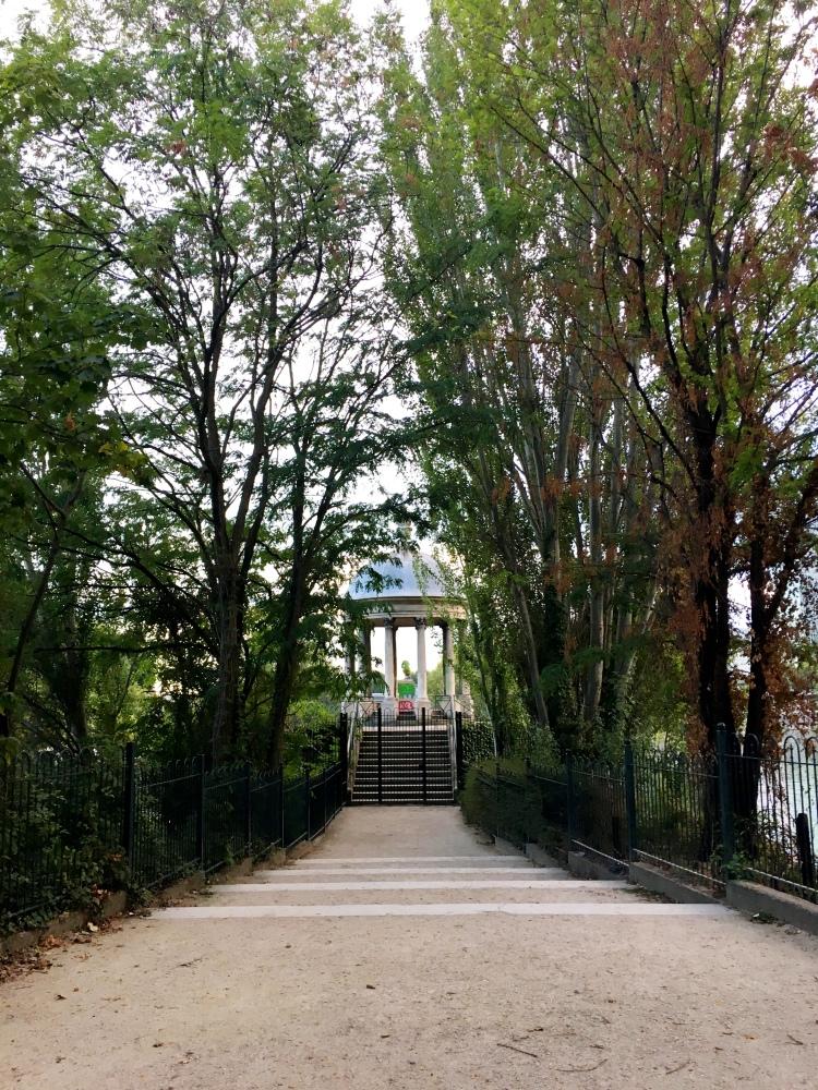 Ile de la Jatte Belvedere