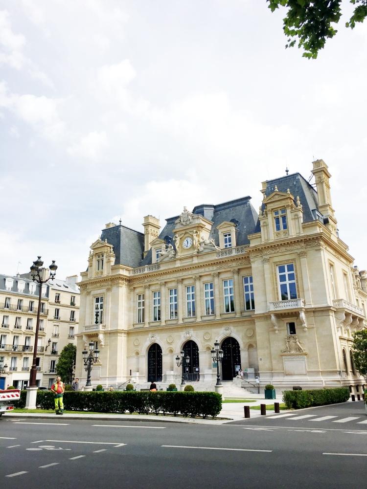 Hotel de Ville Neuilly-sur-Seine
