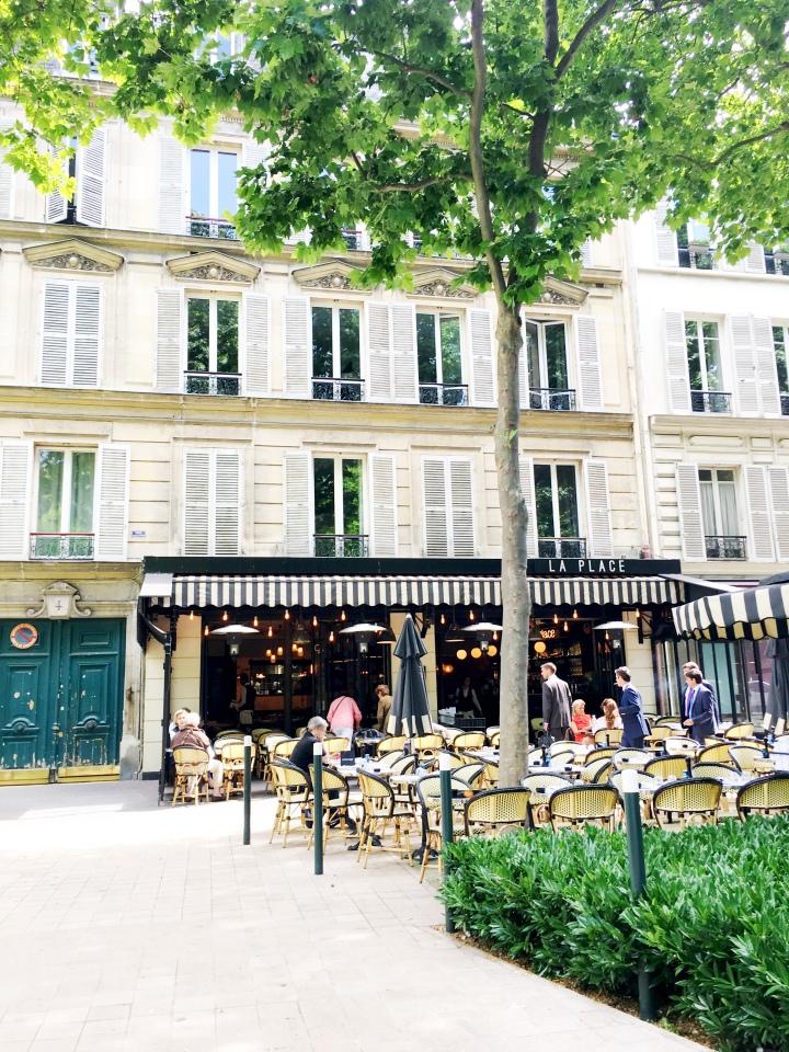 La Place Neuilly-sur-Seine