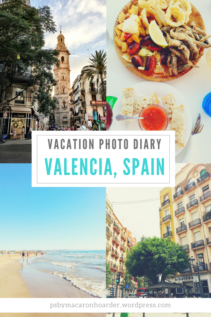1 Week Photo Diary Valencia Spain
