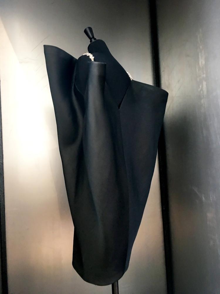 Balenciaga L'oeuvre noir exhibit