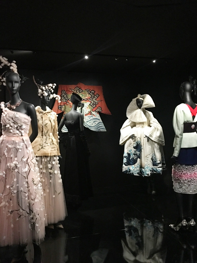 Dior Exhibit at Musee des Arts Decoratifs John Galliano