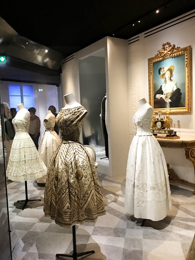 Dior Exhibit at Musee des Arts Decoratifs