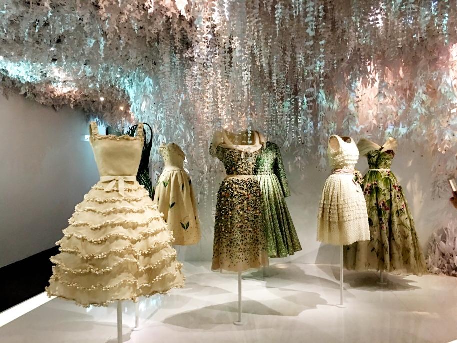 Dior Exhibit at Musee des Arts Decoratifs