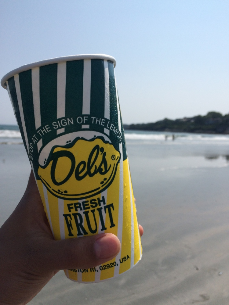Del's Lemonade Rhode Island