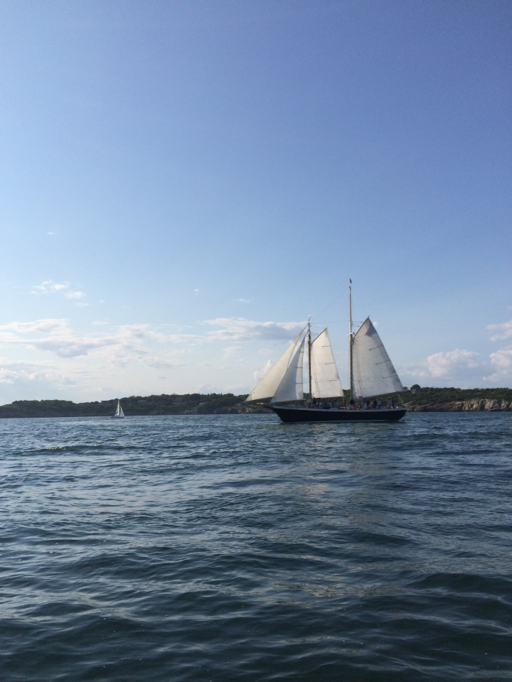 Afternoon Sail with Gansett Cruises
