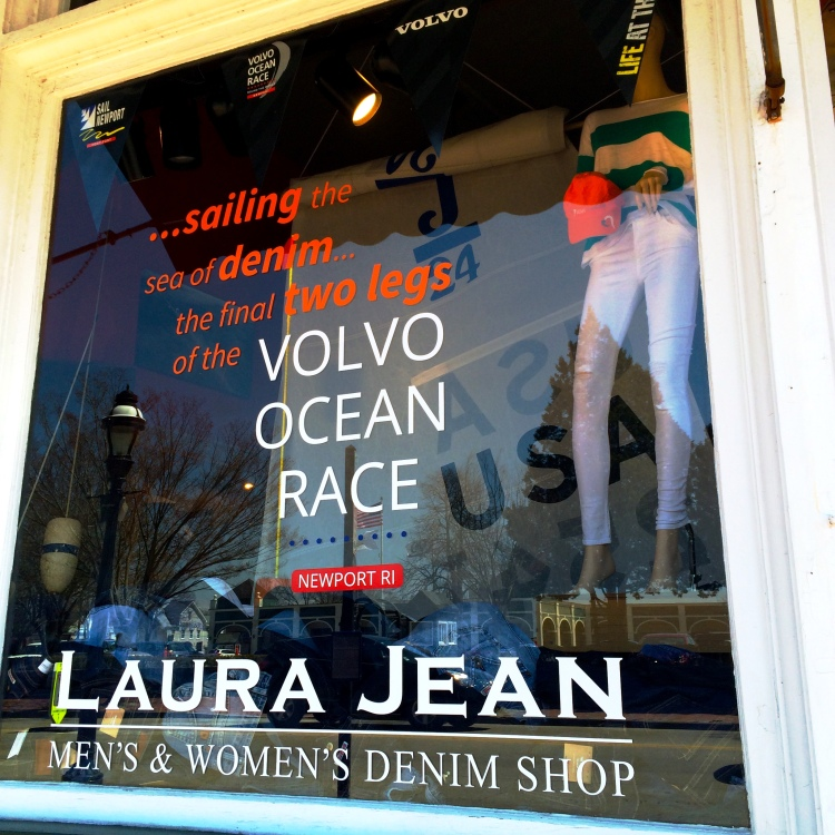 Volvo Ocean Race with Laura Jean Denim
