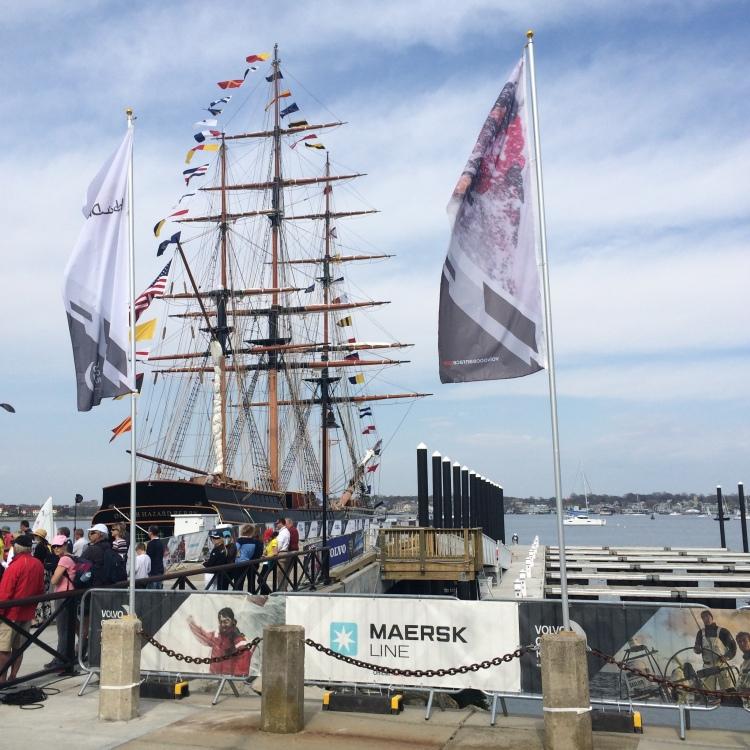 Volvo Ocean Race 2015