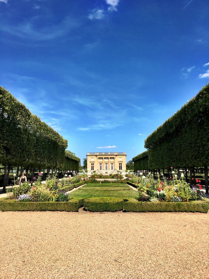 Petit Trianon Jardin Francais