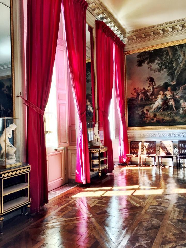 Petit Trianon salle a manger