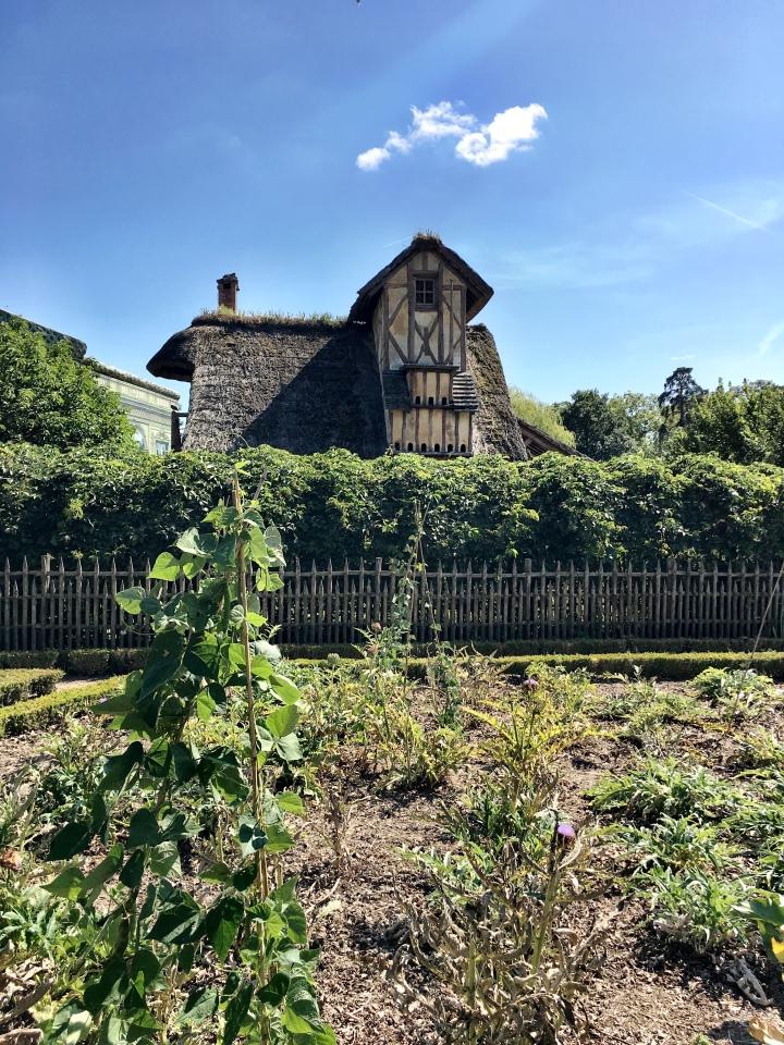Domaine de Marie-Antoinette village