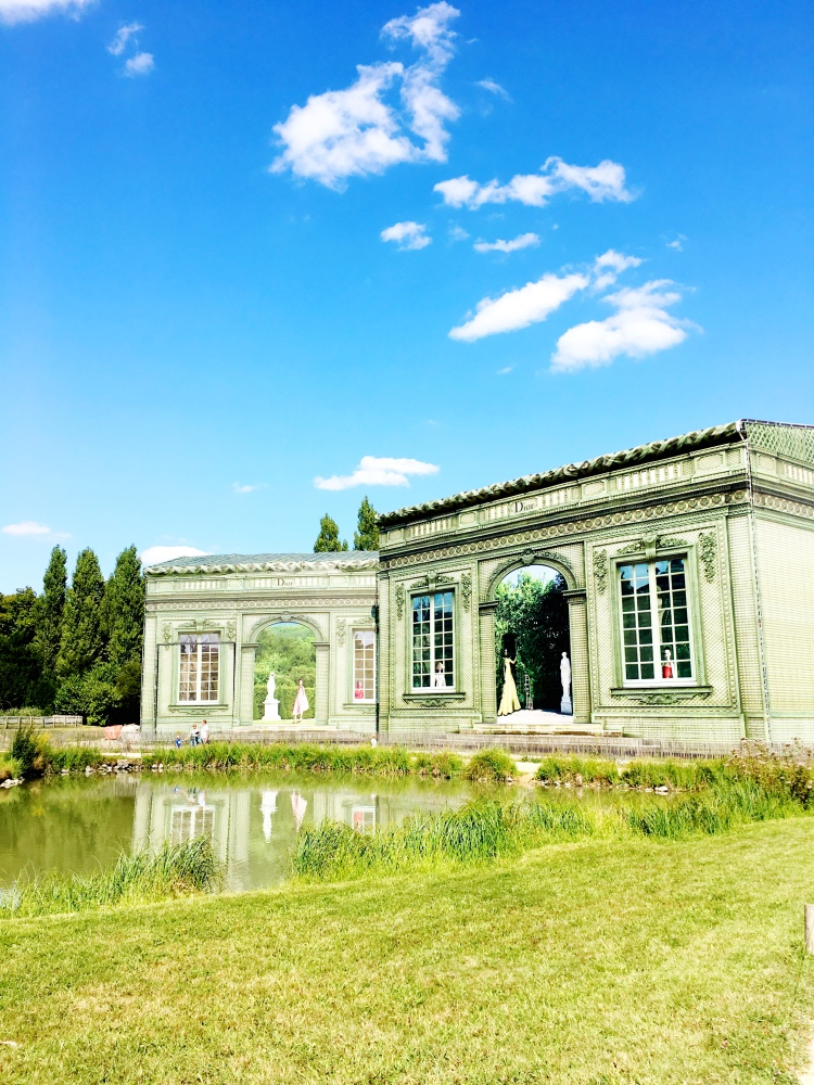 Domaine de Marie-Antoinette gardens