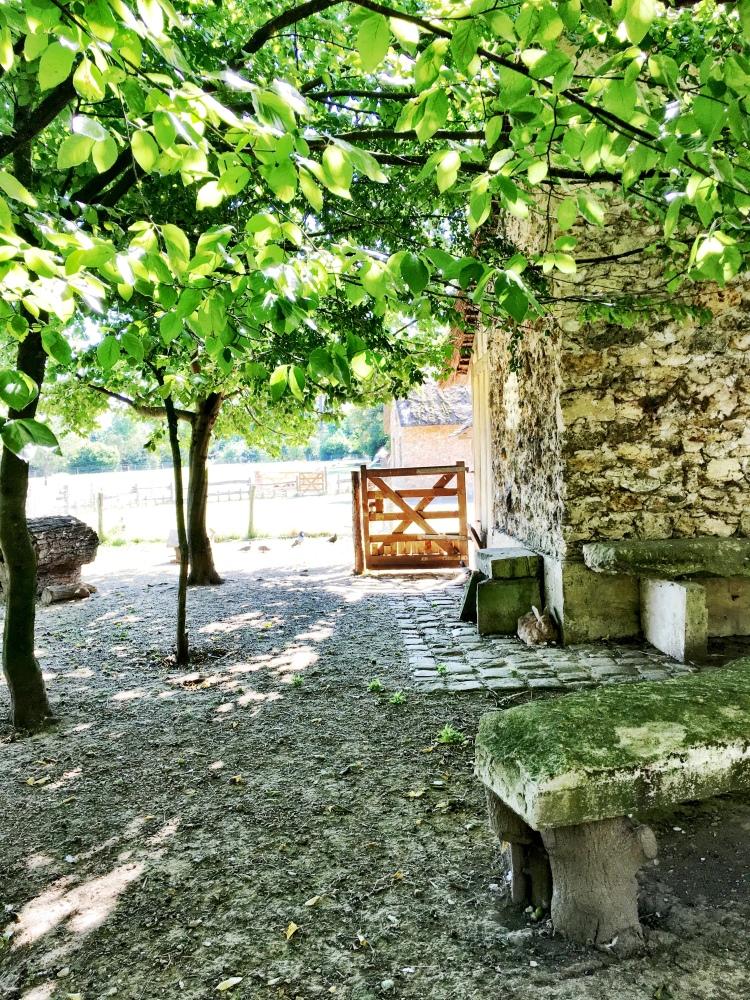 Domaine de Marie-Antoinette farm