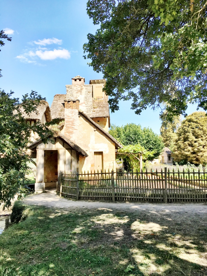 Domaine de Marie-Antoinette mill