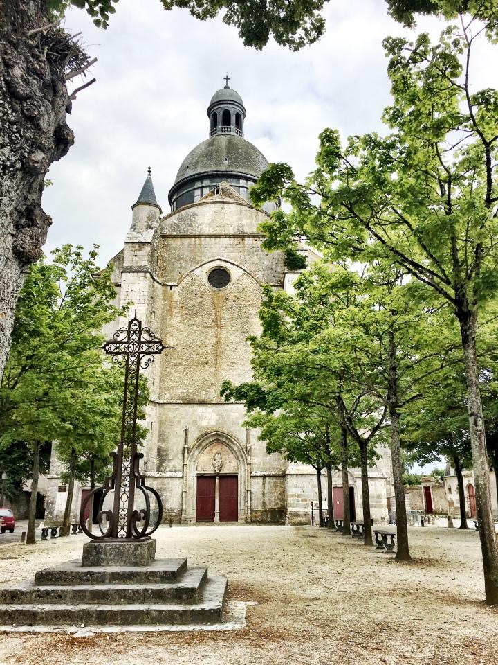 Saint-Quiriace Collegiate Church Provins France