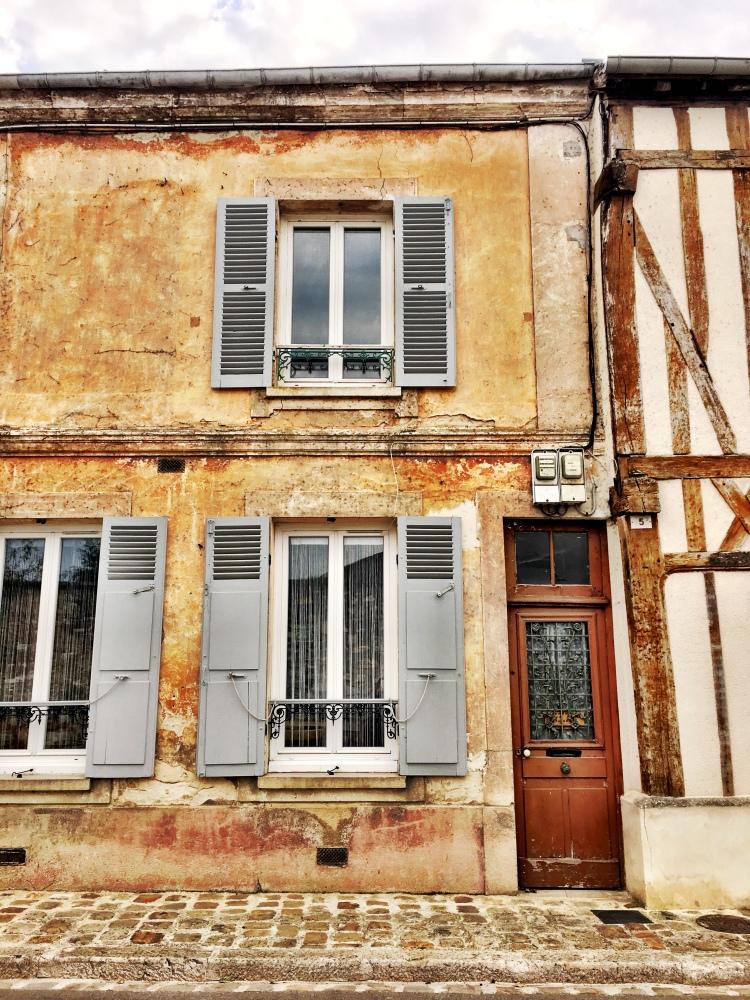 Provins France architecture