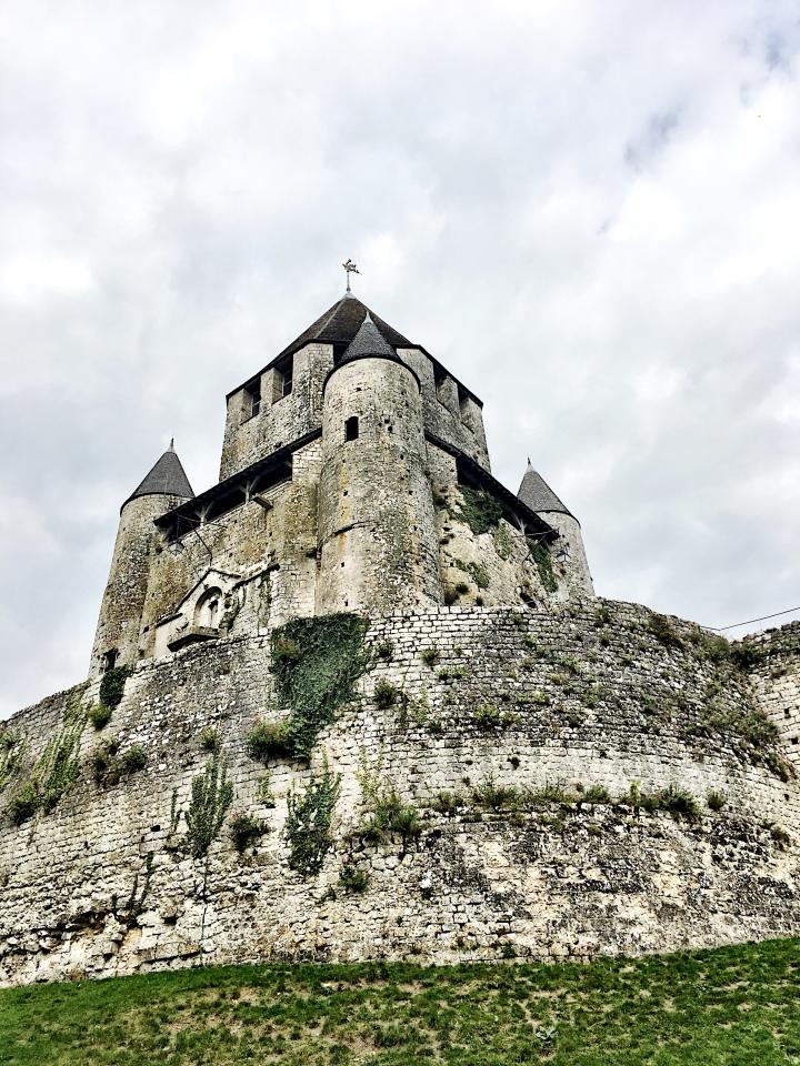 Caesar Tower Provins France