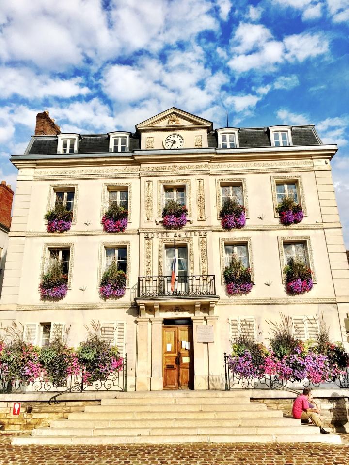 Provins France Hotel de Ville