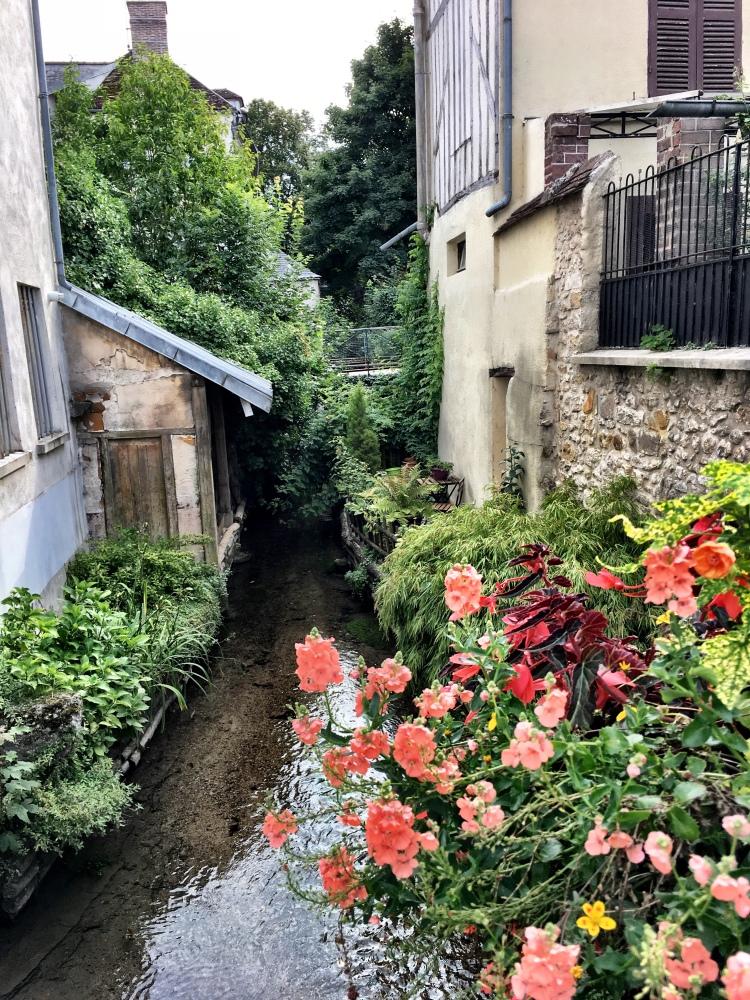 river Provins France
