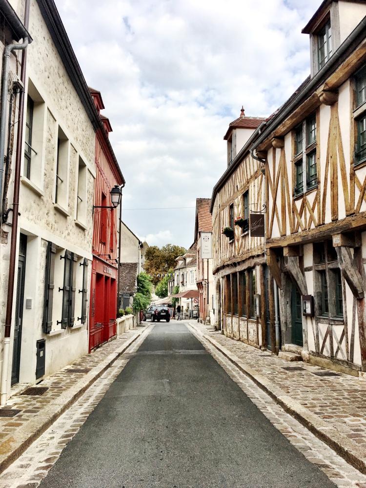 rue de Jouy Provins France