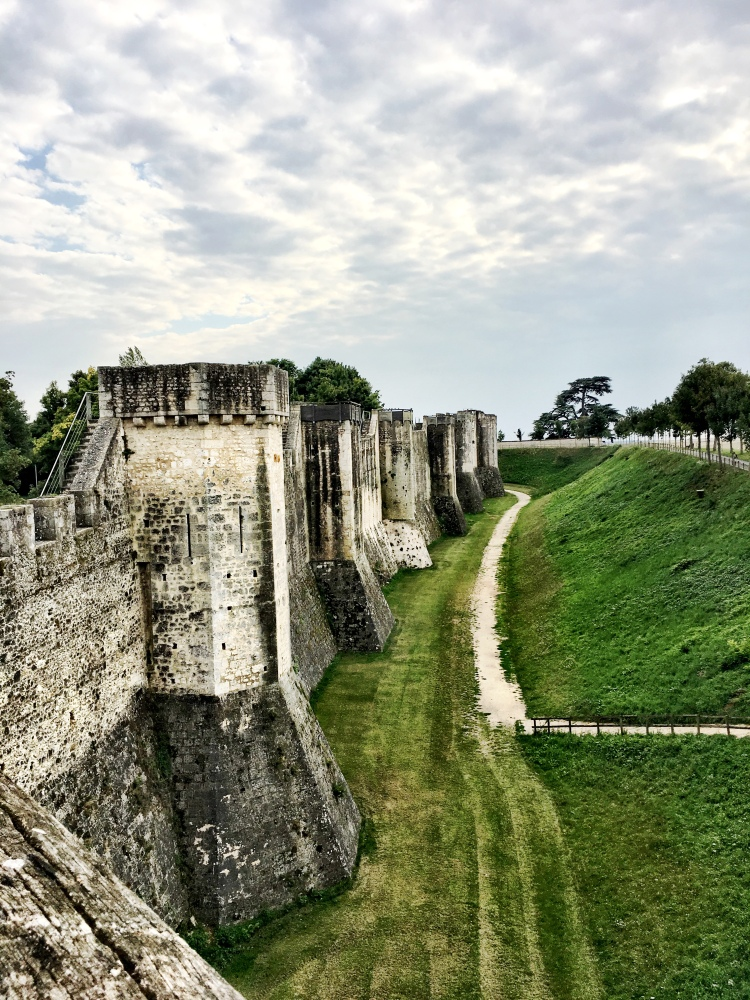 Provins France ramparts