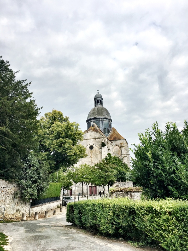 Saint-Quiriace Provins France