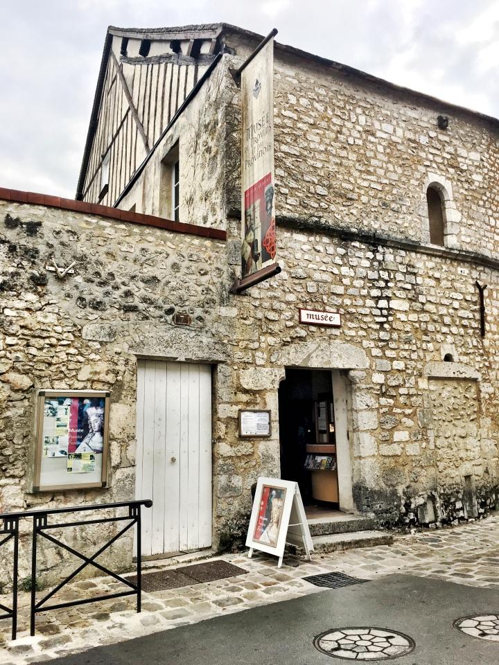 Musee de Provins in Provins, France