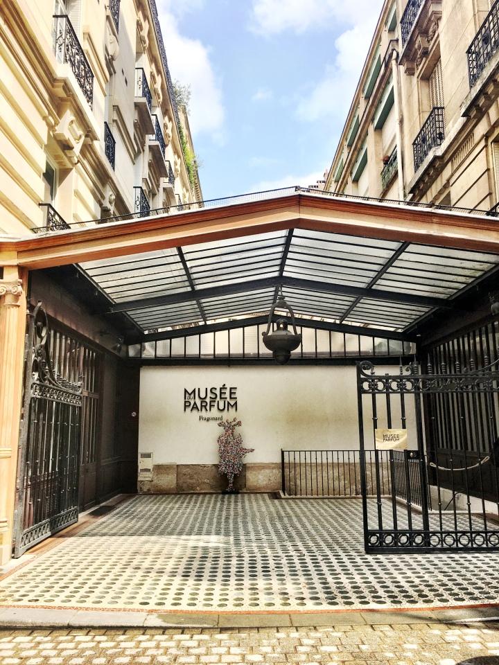 Musée du Parfum exterieur