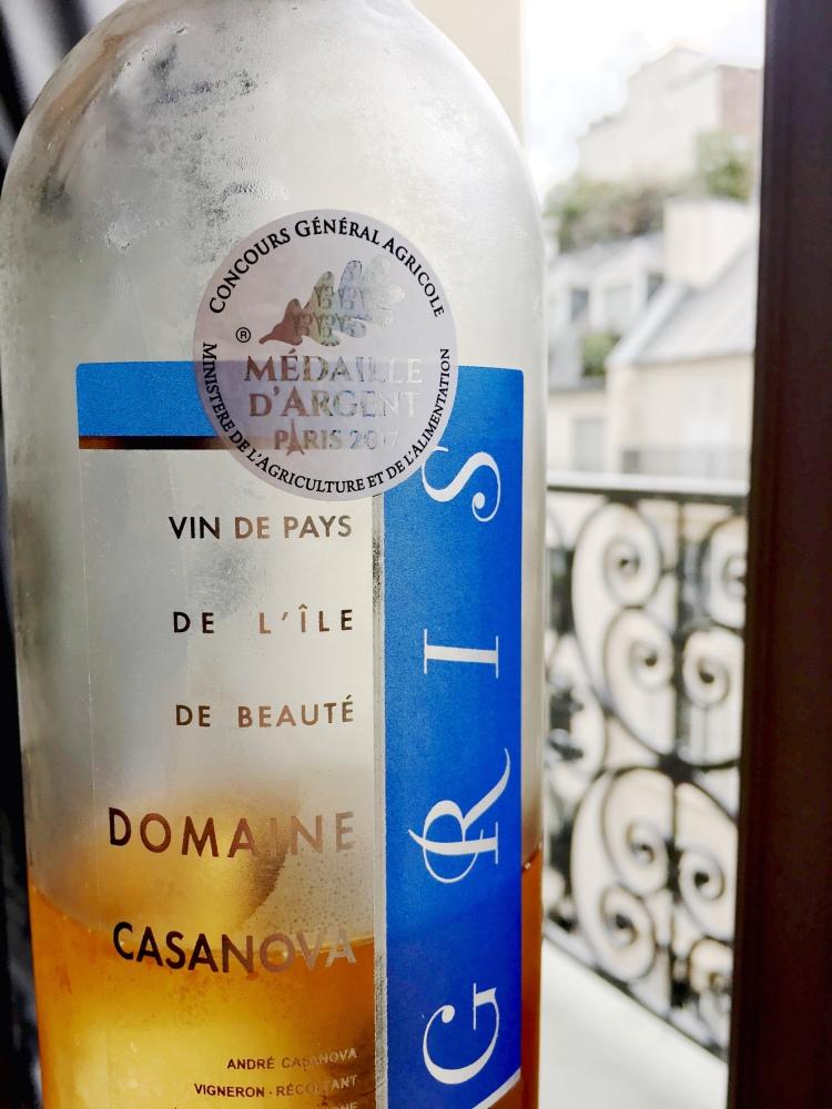 Domaine Casanova Rose Medaille d'Argent
