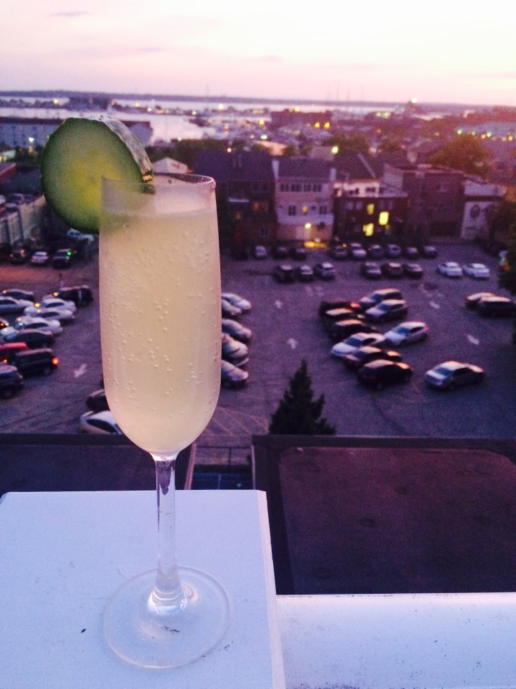 Vanderbilt Grace rooftop bar