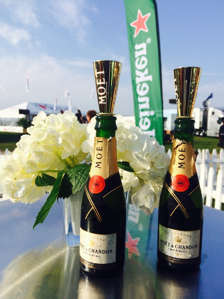 Moet et Chandon at Volvo Ocean Race