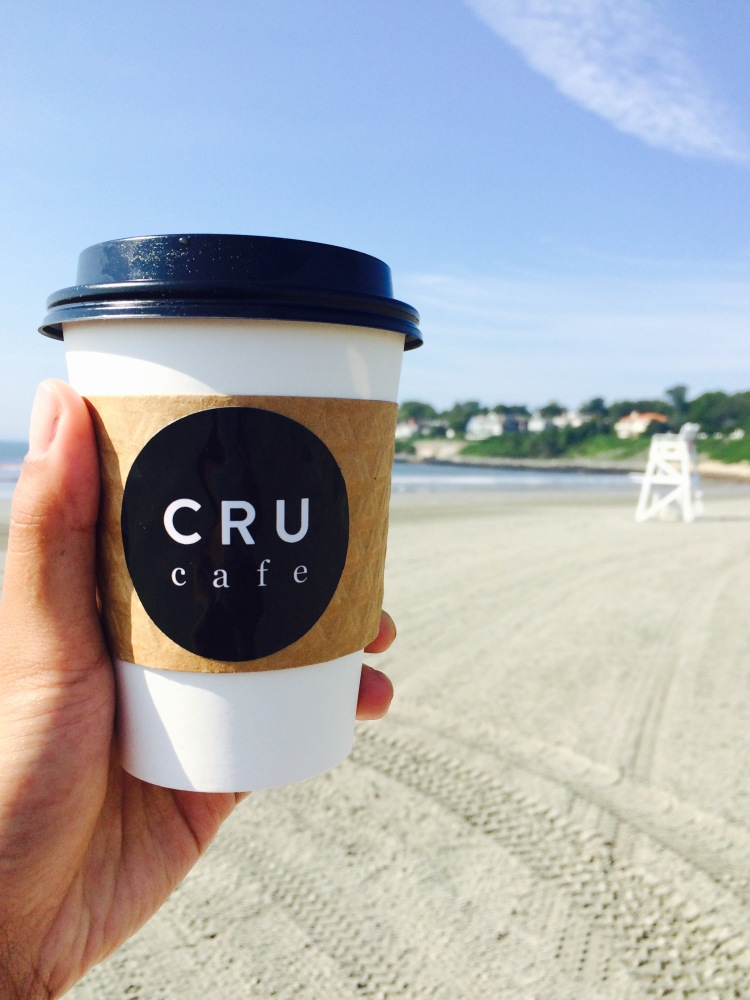 CRU cafe coffee Newport RI