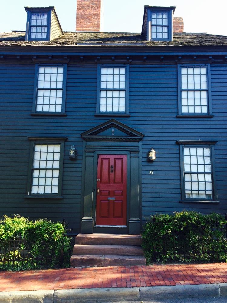Exteriors in Newport RI