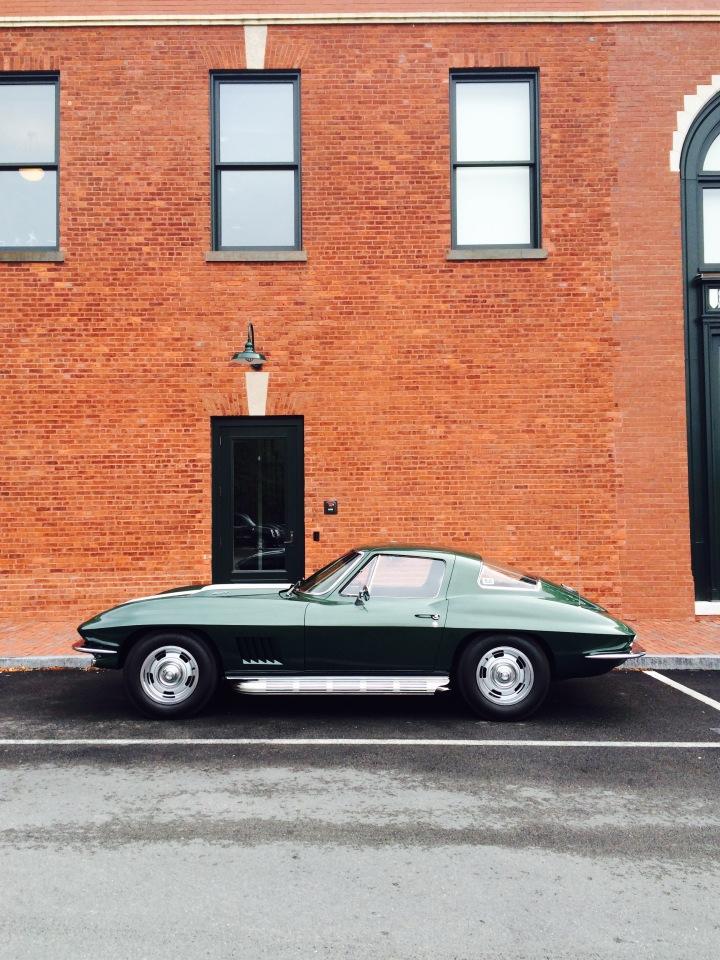 Audrain Auto Museum Forest Green Porsche