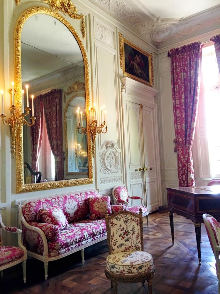 Petit Trianon Salon de compagnie
