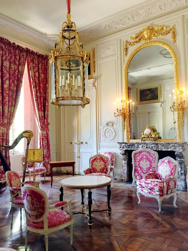 Petit Trianon Salon de compagnie 2
