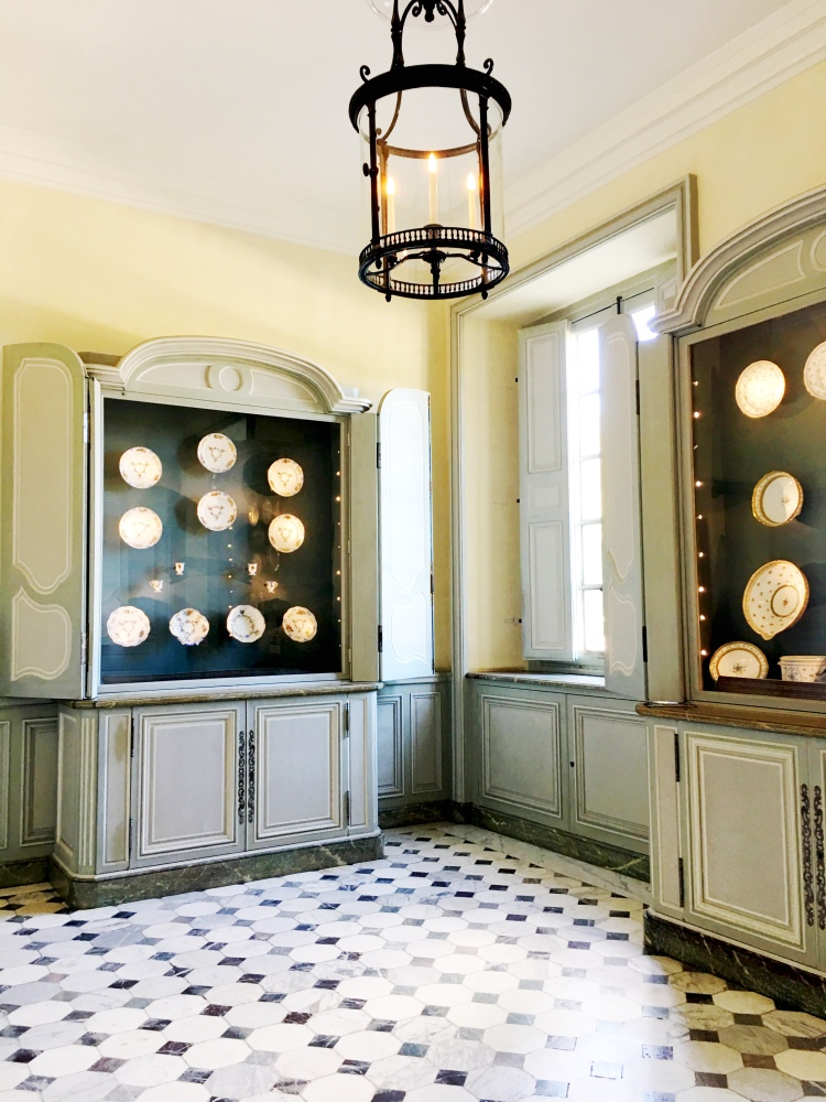 Petit Trianon Kitchen