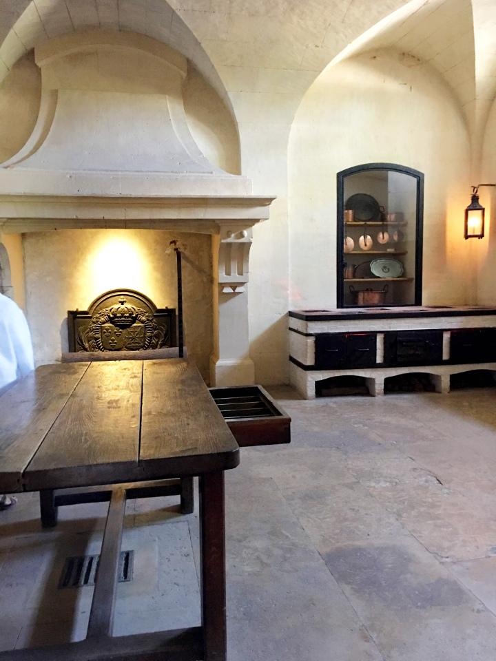 Petit Trianon Kitchen and Hearth