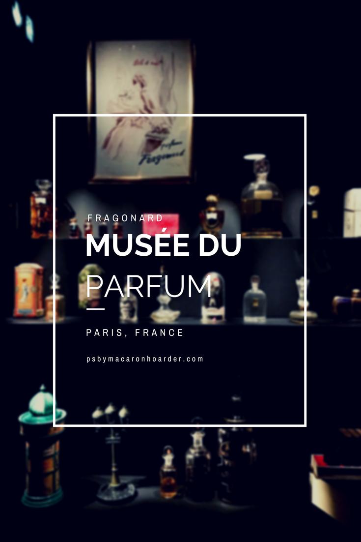 Musee du Parfum Fragonard