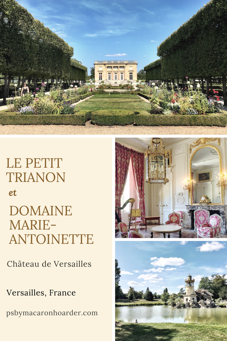 Petit Trianon and Domaine Marie-Antoinette Pinterest
