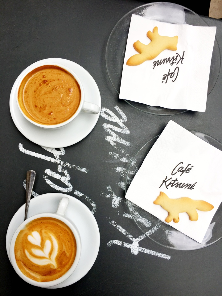 Cafe Kitsune Palais Royal