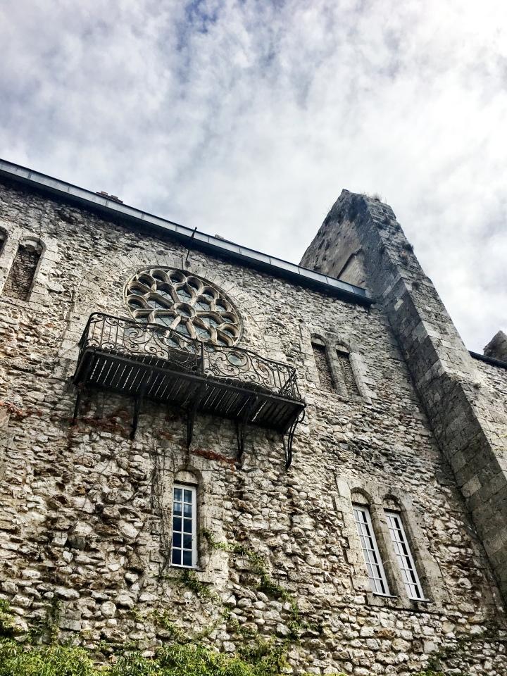 donjon in Moret-sur-Loing