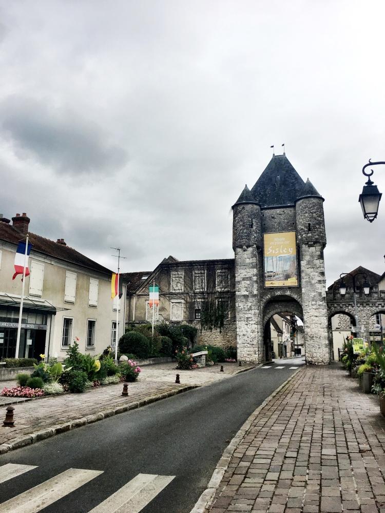 Batiments de Moret-sur-Loing