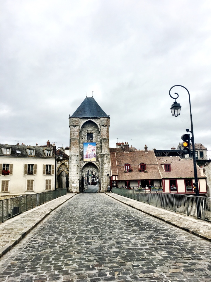 Gate at Moret-sur-Loing