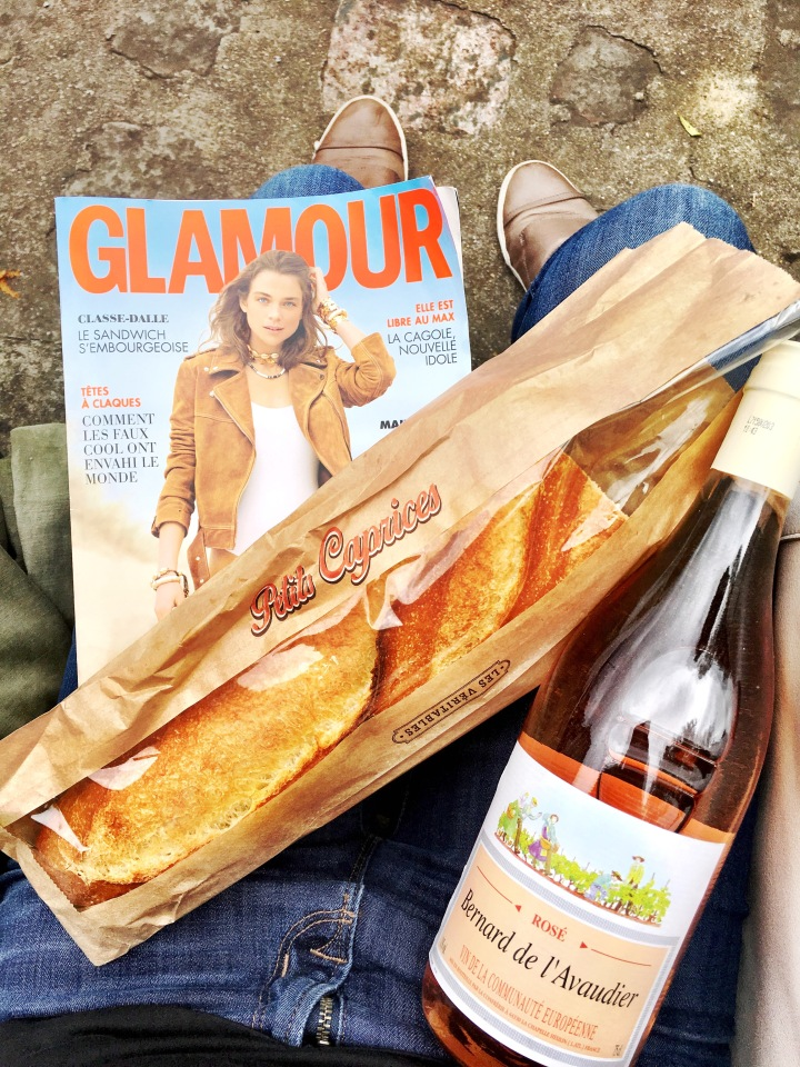 Glamour France in Moret-sur-Loing