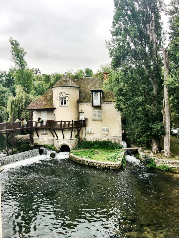 Mill at Moret-sur-Loing