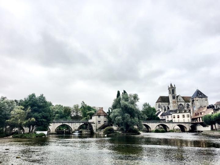 Pont de Moret-sur-Loing horizontal