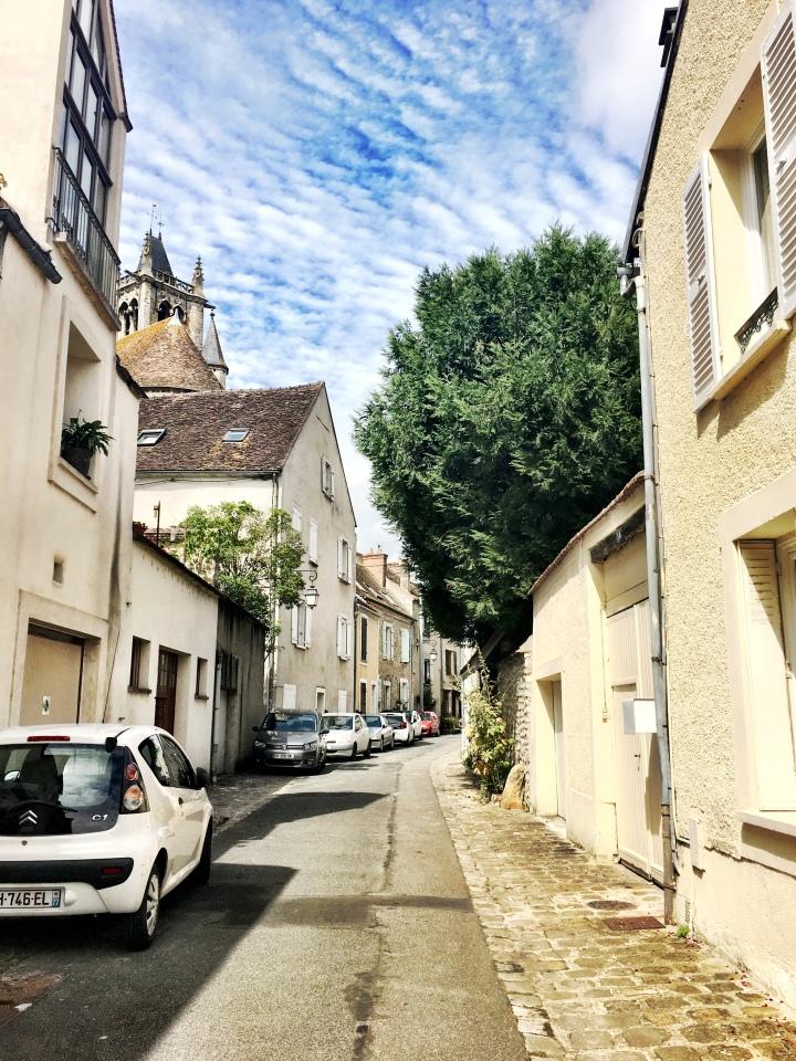 rue de la Tannerie Moret-sur-Loing